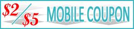 Mobile cupon Taxi VIP