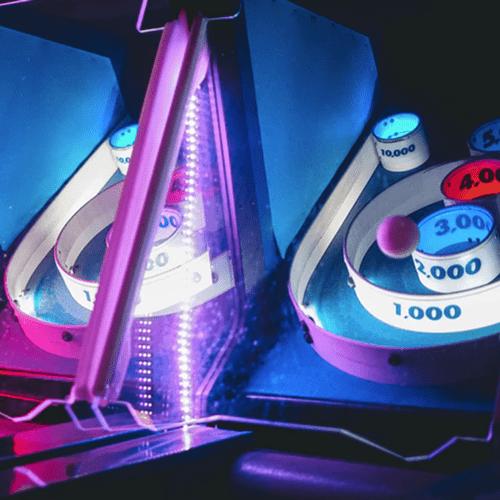 Hit the Arcade